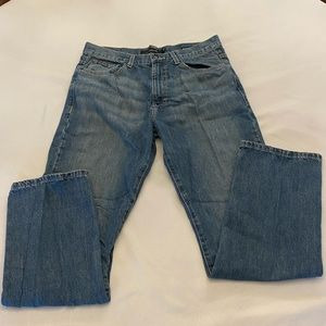 CALVIN KLEIN JEANS Men's Relaxed Straight Jeans 32